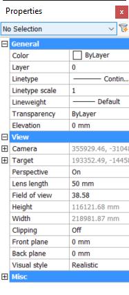 Navigate in 3D – BricsCAD Help Center